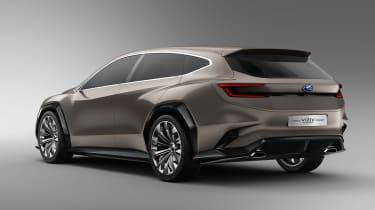 Subaru Viziv Tourer concept - rear