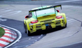 Porsche 911 RSR: 50th anniversary video