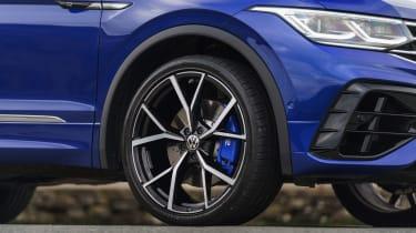 Volkswagen Tiguan R – wheel