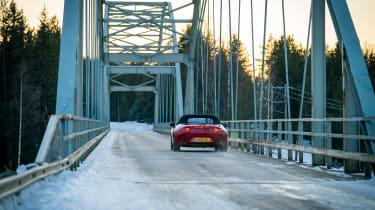 Mazda MX-5 2019 - rear