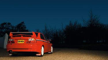 Mitsubishi Evo VI tommi Makkinen