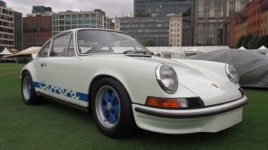 City Concours - Porsche 911 Carrera RS
