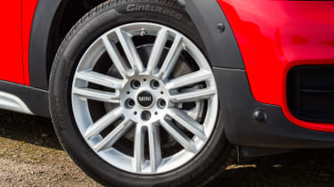 Mini Countryman SD - Wheel
