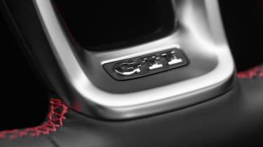 2018 VW Polo GTI – Interior badge