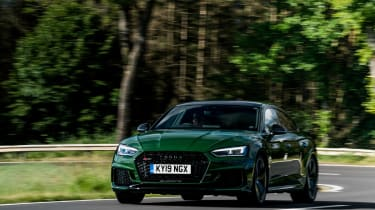 Audi RS5 Sportback review -