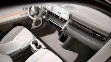 Hyundai Ioniq 5 seats