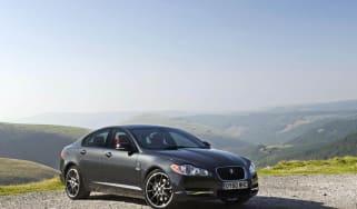 Jaguar XF Black Pack edition