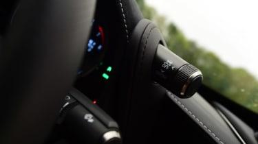 Lexus LC 500h - dial