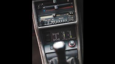 Audi Quattro - dash