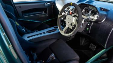 Aston Martin Cygnet V8 - dash]