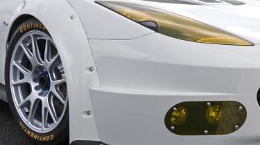 Lotus Evora GX race car unveiled