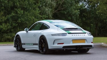 Porsche 911 R - rear quarter