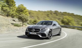 Mercedes-AMG E63 S – front
