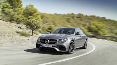 Mercedes-AMG E63 S – front
