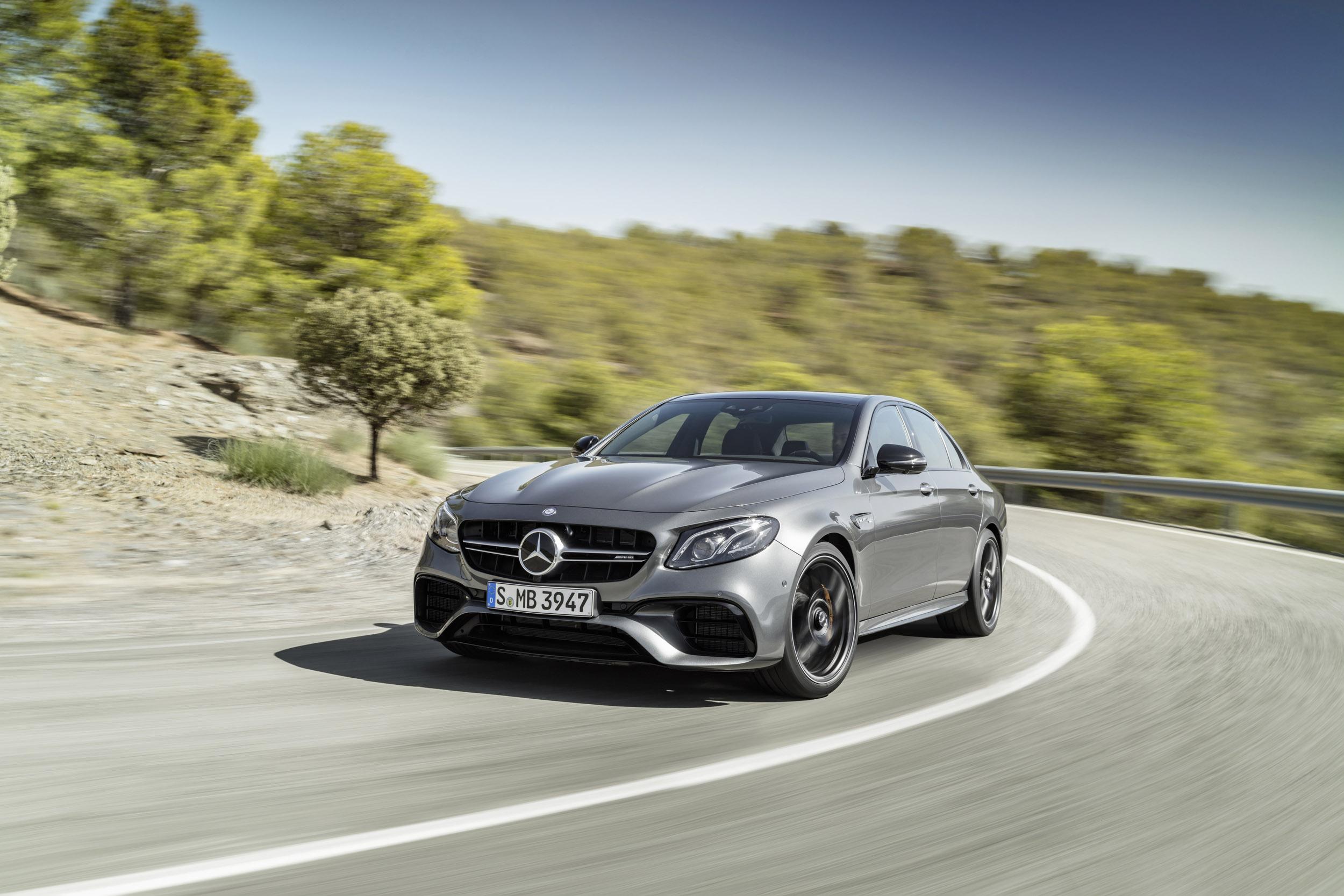 Mercedes E63 Amg >> Mercedes Amg E63 Prices Announced For 603bhp Sledgehammer