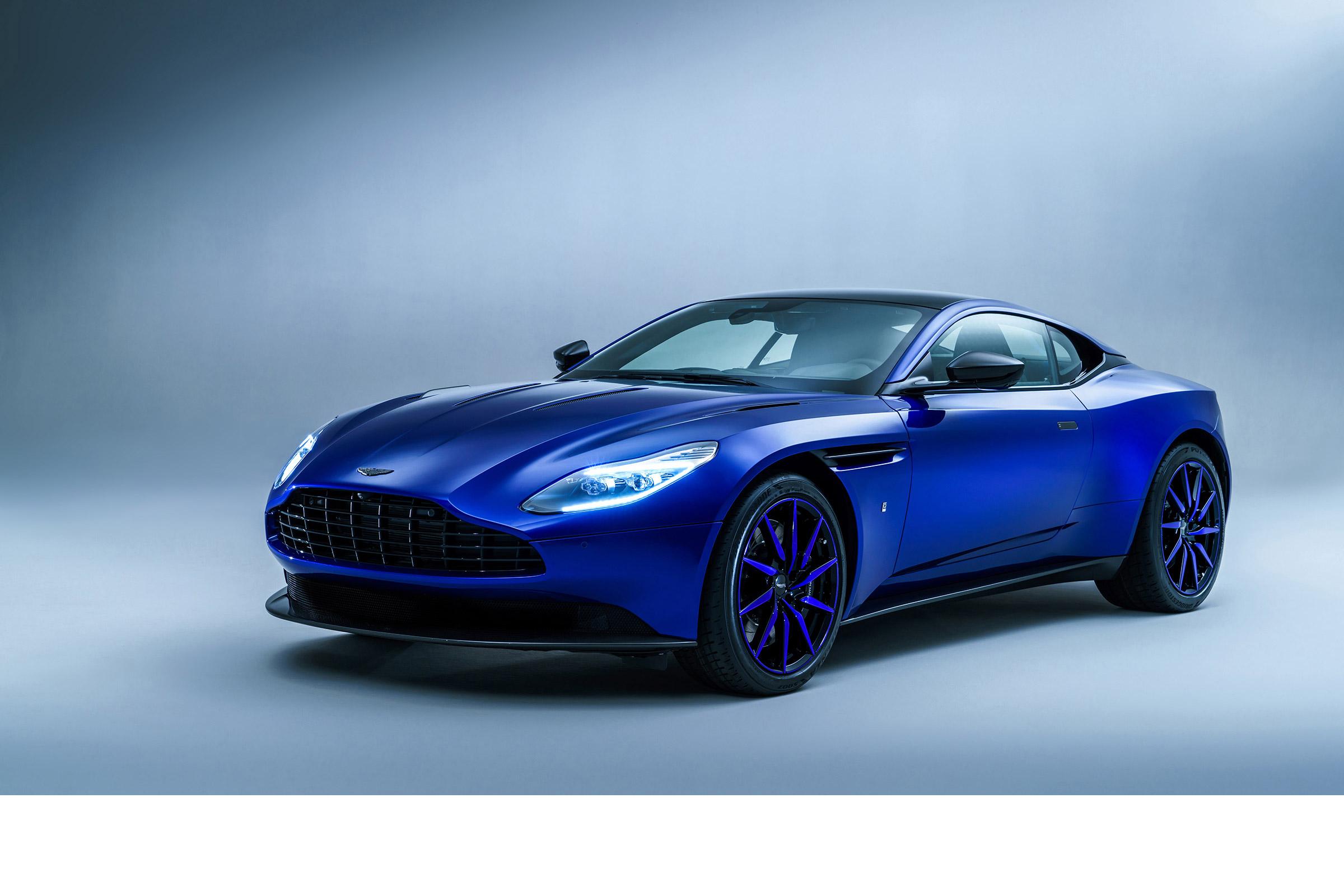 Aston Martin To Debut Bespoke Db11 By Q At Geneva Evo