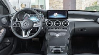 Mercedes-Benz C-class – cabin