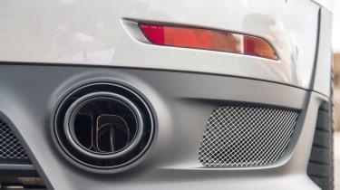 Porsche 911 GT2 RS - 991.2 exhaust