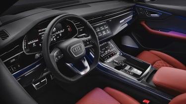 Audi SQ8 TDI - interior