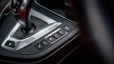 BMW M4 MY18 Comp pack - buttons