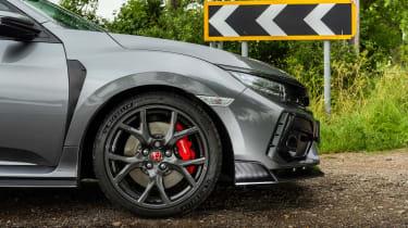 Honda Civic Type R Sport Line – wheel