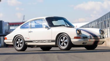 Porsche 911 Project 50 racing car