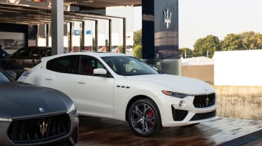 Maserati Levante GTS @ Goodwood 2018