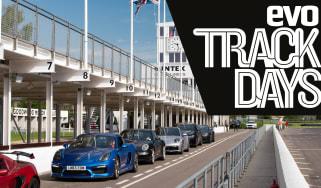 Trackday header