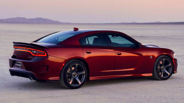 Dodge SRT Charger Hellcat 2019