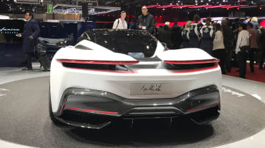 Automotibili Pininfarina Battista