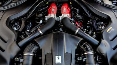 Ferrari Portofino - engine bay