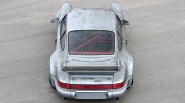 Porsche 911 Carrera RSR - rear