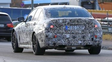 2020 BMW M3 (G80) - rear