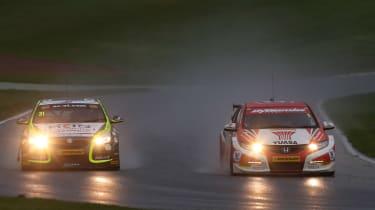 British Touring Cars 2013 champion Brands Hatch