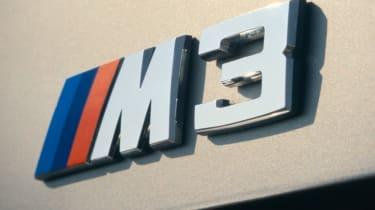 BMW M3 celebration