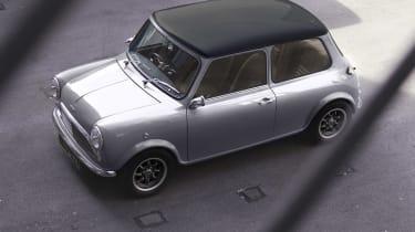 David Brown Automotive Mini Remastered top