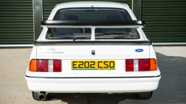 Ford Sierra Cosworth RS500 – rear