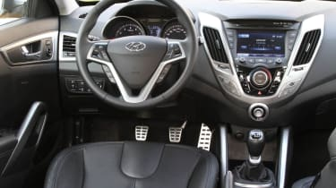 Hyundai Veloster coupe review