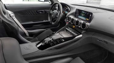Mercedes-AMG GT R Pro review - interior
