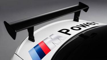 BMW 1-series M Coupe MotoGP pace car