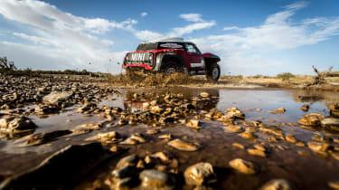 MINI John Cooper Works Rally – rear quarter