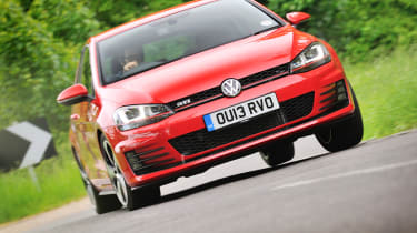 Best hot hatchbacks: VW Golf GTI mk7