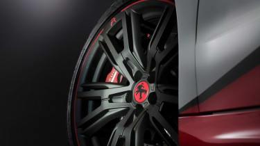New alloys wheels