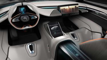 Pininfarina HK GT - interior