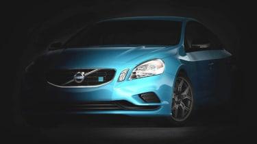 Volvo S60 Polestar teaser video