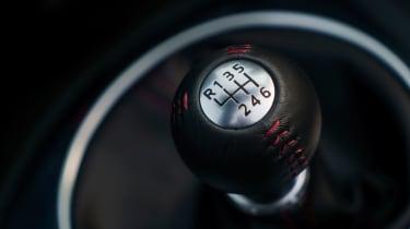 Mazda MX-5 RF - Gear stick