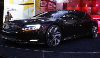 Citroen Numero 9 concept car DS9 preview