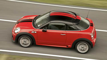 Mini Coupe Cooper SD