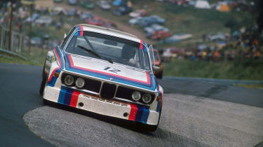 BMW 3.0 CSL Group 2