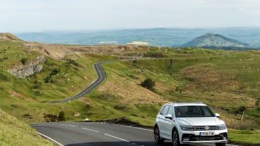 Volkswagen Tiguan R-Line – Front